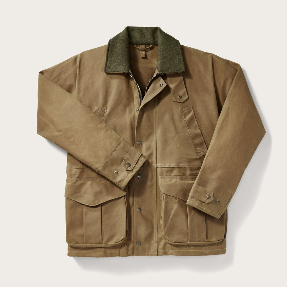 3873b2cb2d769 Tin Cloth Field Jacket | Filson
