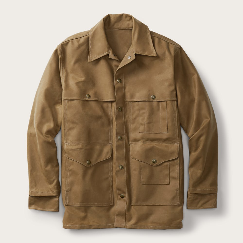 d3fee949c4742 Tin Cloth Cruiser - Extra Long | Filson