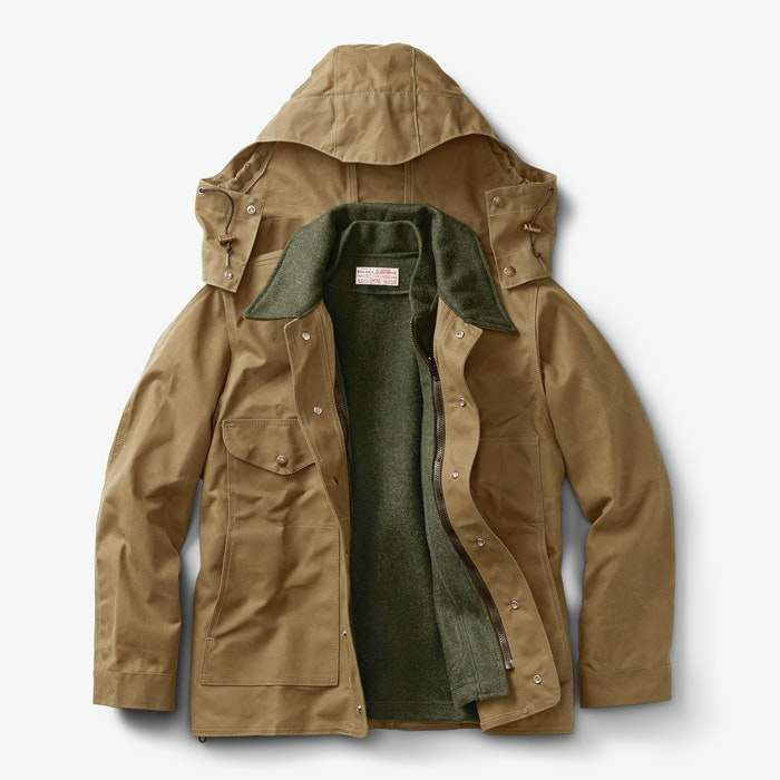 Filson Tin Cloth Jacket