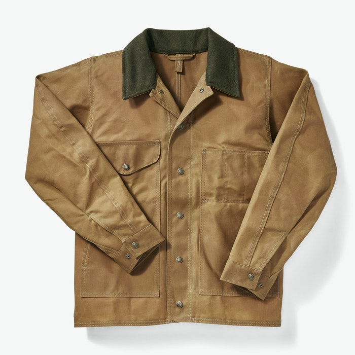 Filson Tin Cloth Work Jacket