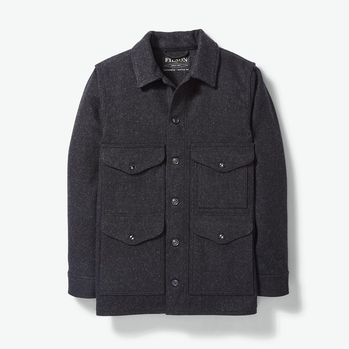 Filson Mackinaw Wool Cruiser Jacket