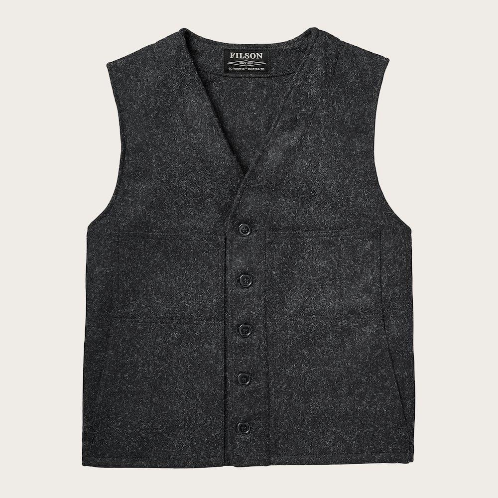 ed1a715b726dc Mackinaw Wool Vest