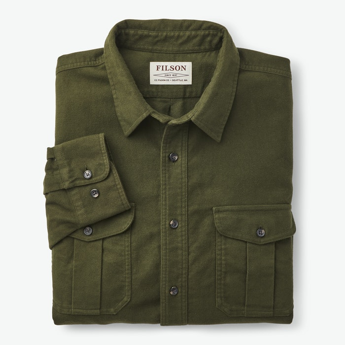 Filson Moleskin Seattle Shirt
