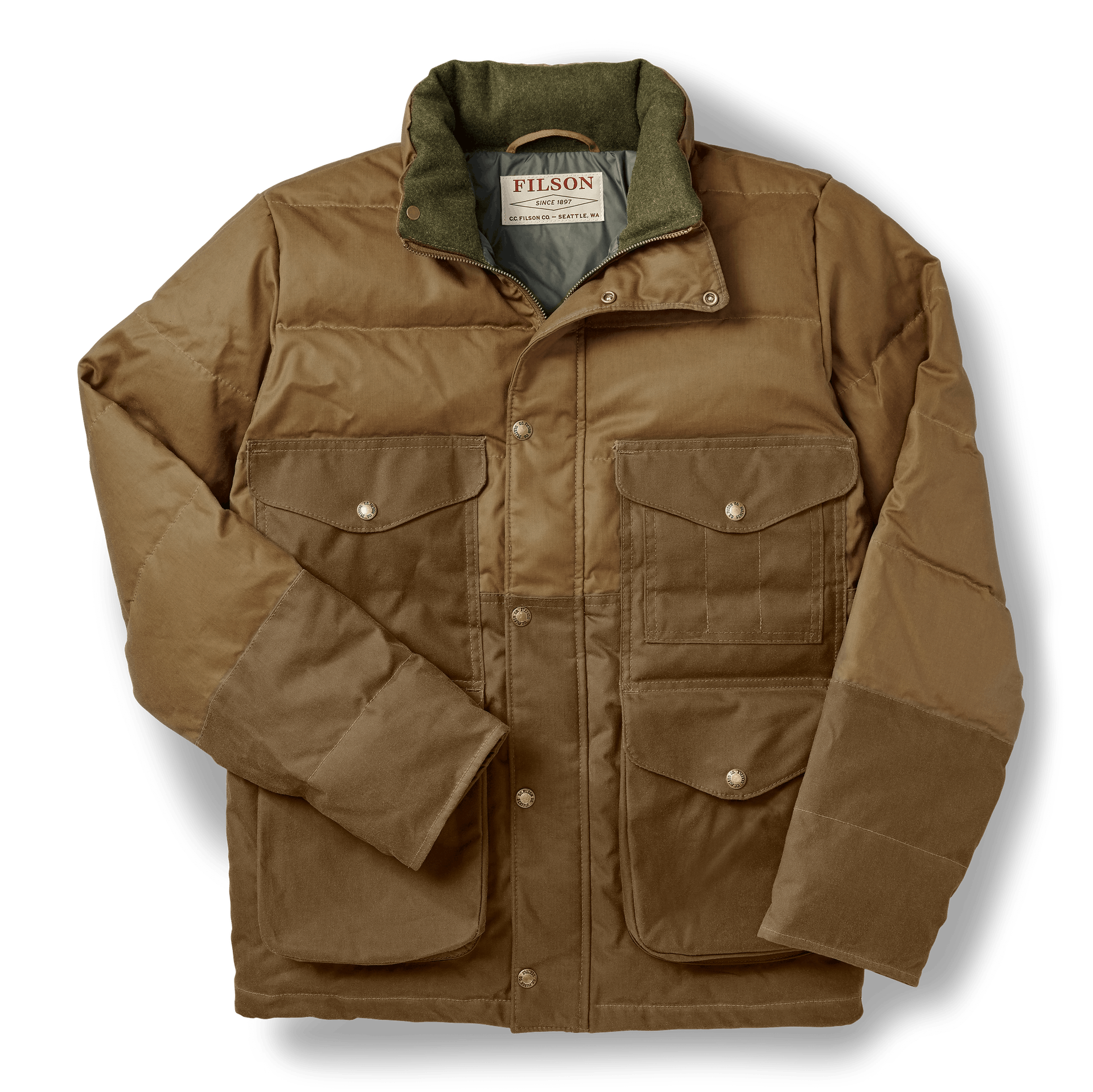 Filson Down Cruiser Jackets