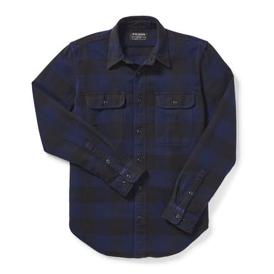 Free shipping. All the time. Guaranteed. Discover the  Filson Vintage Flannel Work Shirt, our warm, cotton, button-down shirt has a brushed twill interior and is fully machine washable.