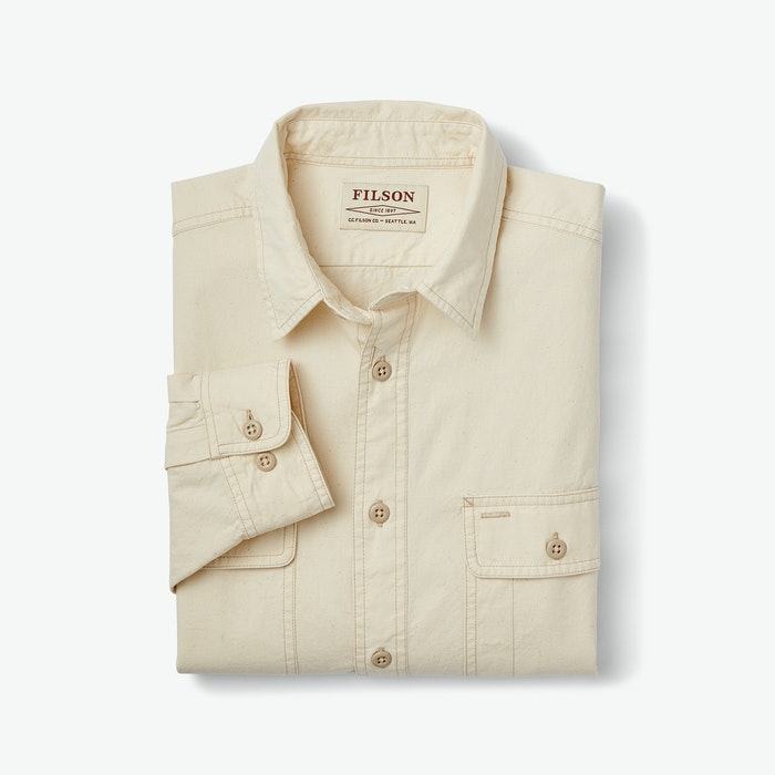 Filson men's shirts