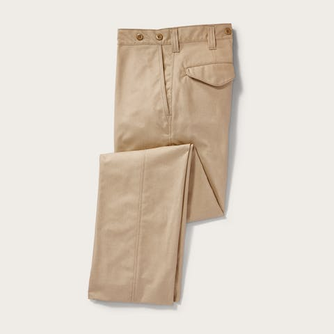 Filson single tin pants review