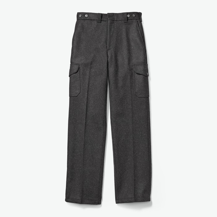 1950s Men's Pants, Trousers, Shorts | Rockabilly Jeans, Greaser Styles Mackinaw Wool Field Pants $395.00 AT vintagedancer.com
