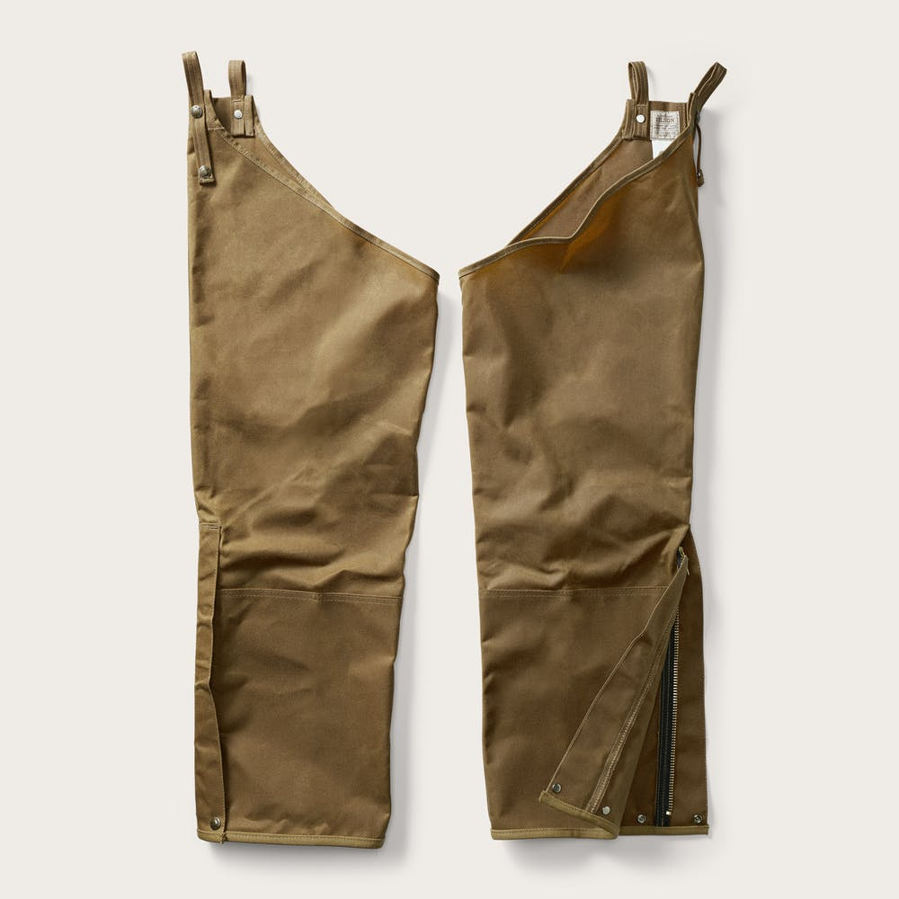 76f684dbd9c41 Double Tin Chaps with Zipper | Filson