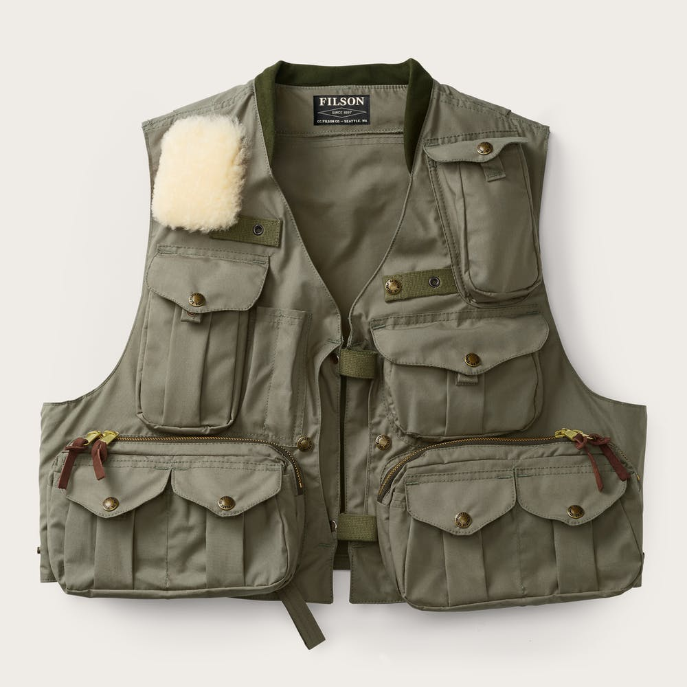 Guide Fly Vest Fishing Fishing Fly Filson dtzPzqw