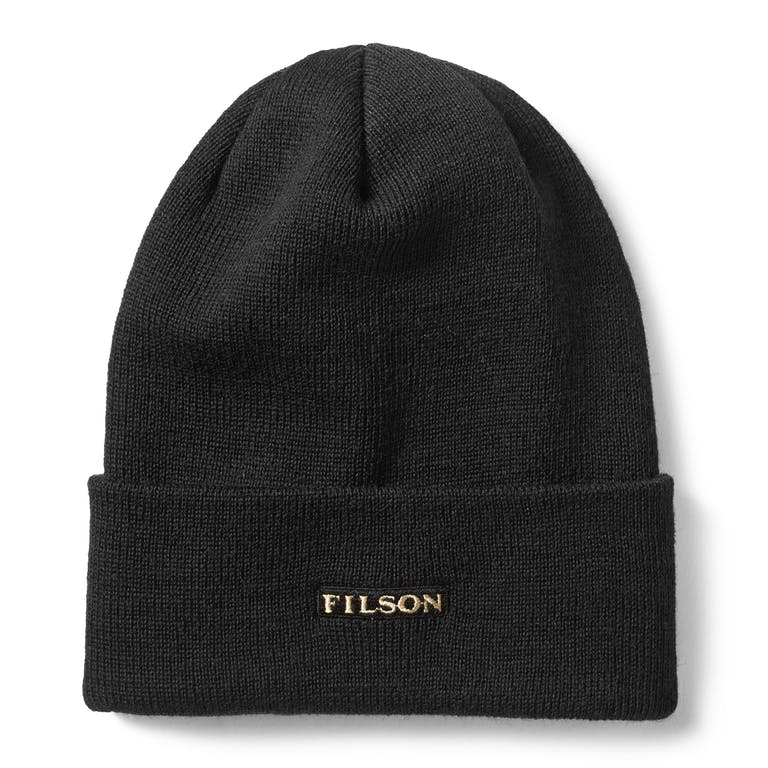 Free shipping. All the time. Guaranteed. Discover Filson's Wool Cuff Beanie. Our knit wool beanie that is naturally water repellent, and will continue to insulate through rain or snow.