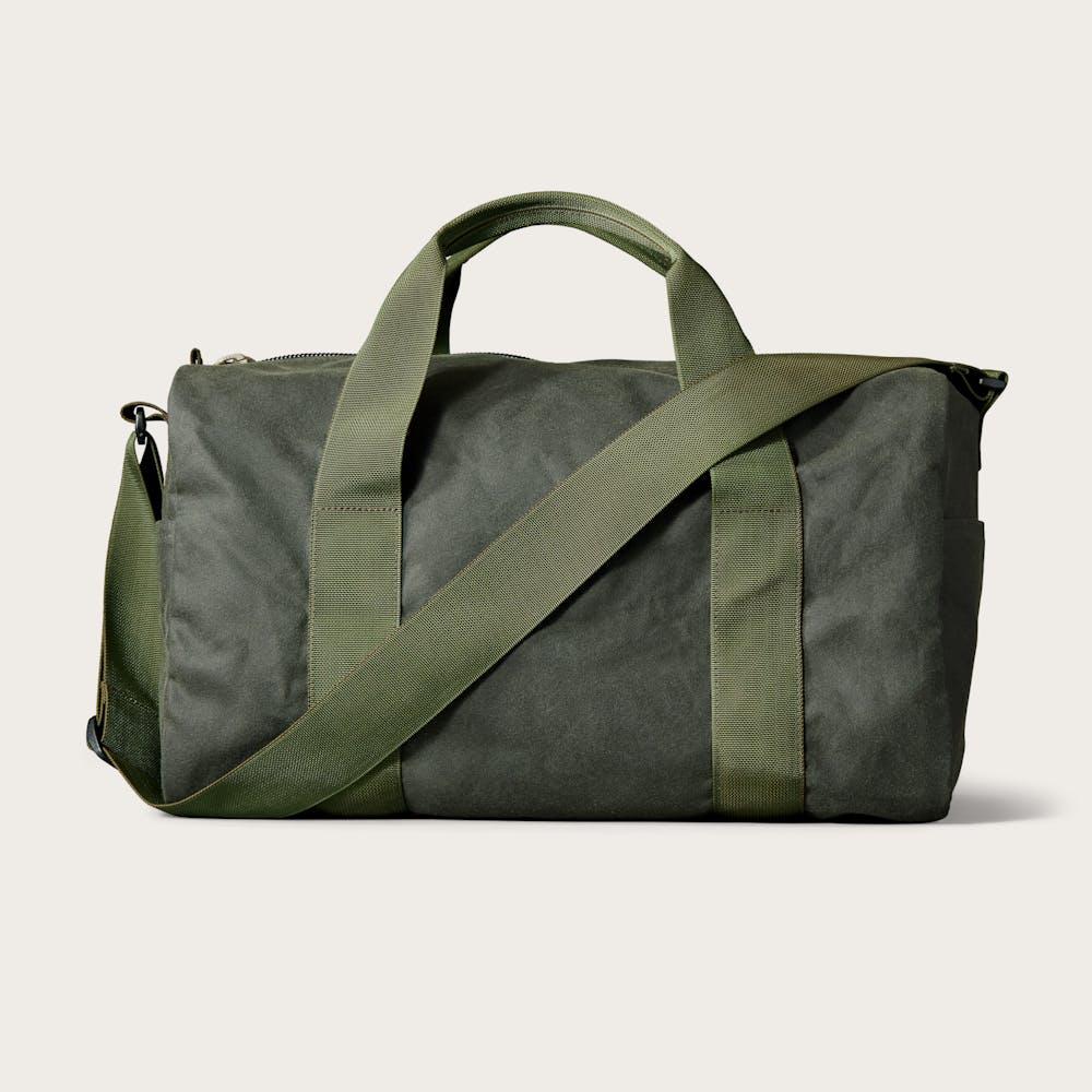 Medium Tin Cloth Field Duffle Bag Main