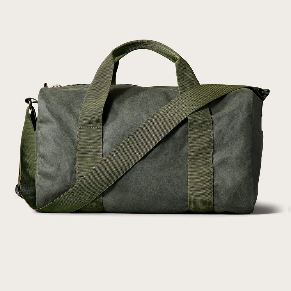 80f5172852 Small Tin Cloth Field Duffle Bag