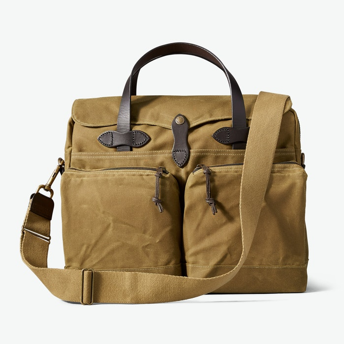 Filson 24-Hour Tin Cloth Briefcase