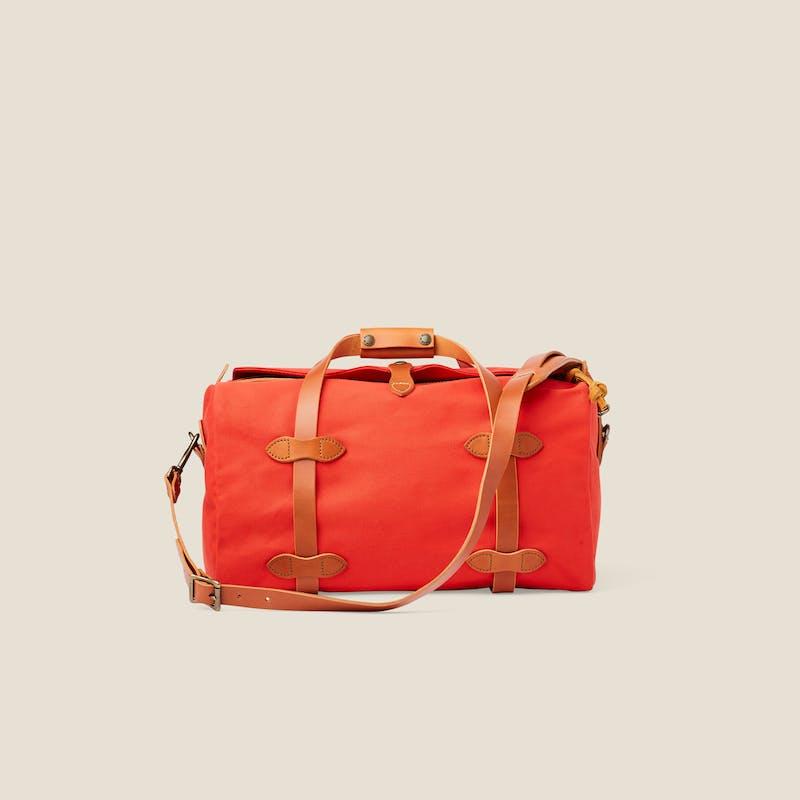 Small Rugged Twill Duffle Bag