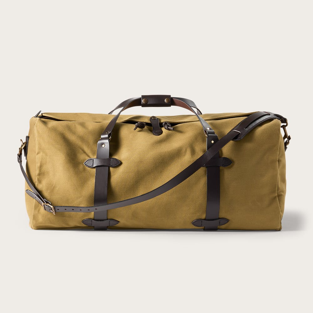 Large Rugged Twill Duffle Filson