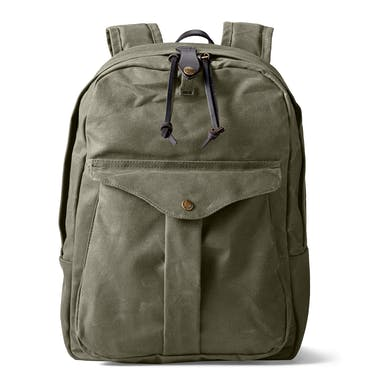 Free shipping. All the time. Guaranteed. Discover Filson's water-repellent, medium-weight backpack with padded back and shoulder straps for comfort while carrying.