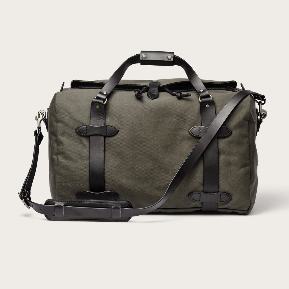 439cb53cbebaf0 Medium Rugged Twill Duffle | Filson
