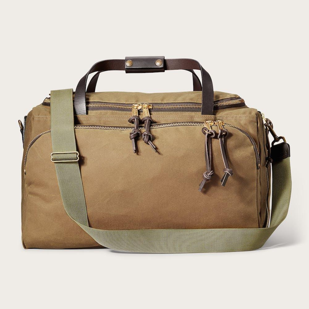 fb664c77c784 Tin Cloth Excursion Bag - Dark Tan