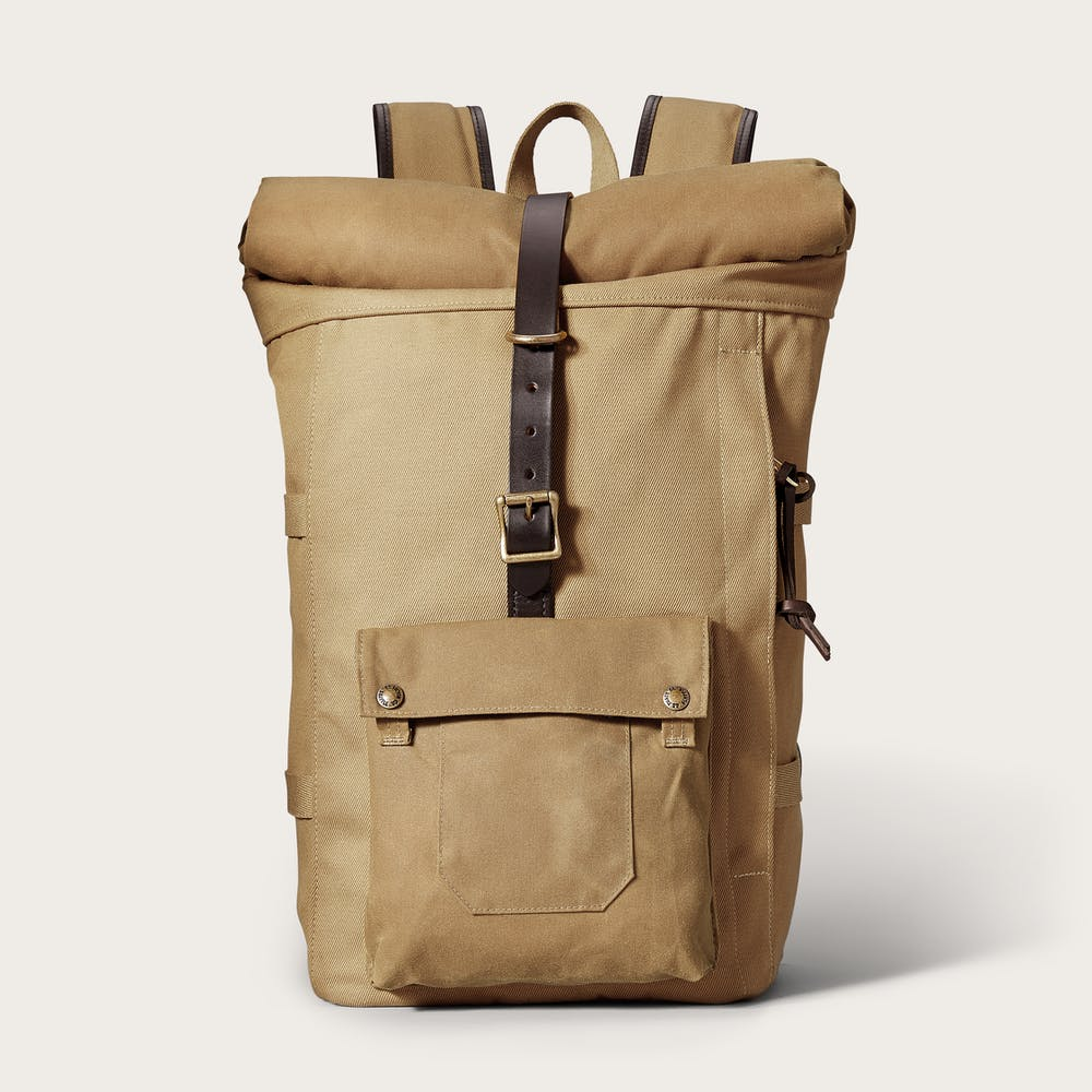 0a42aa046ff Roll-Top Backpack