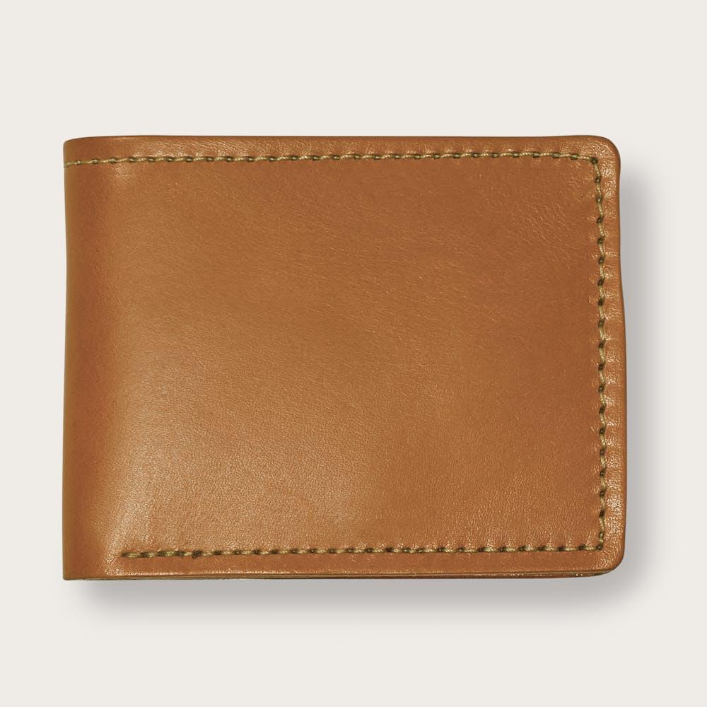 finest selection f94b7 0e97c Bridle Leather Bi-Fold Wallet