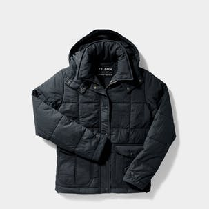 Women's Quilted Field Parka