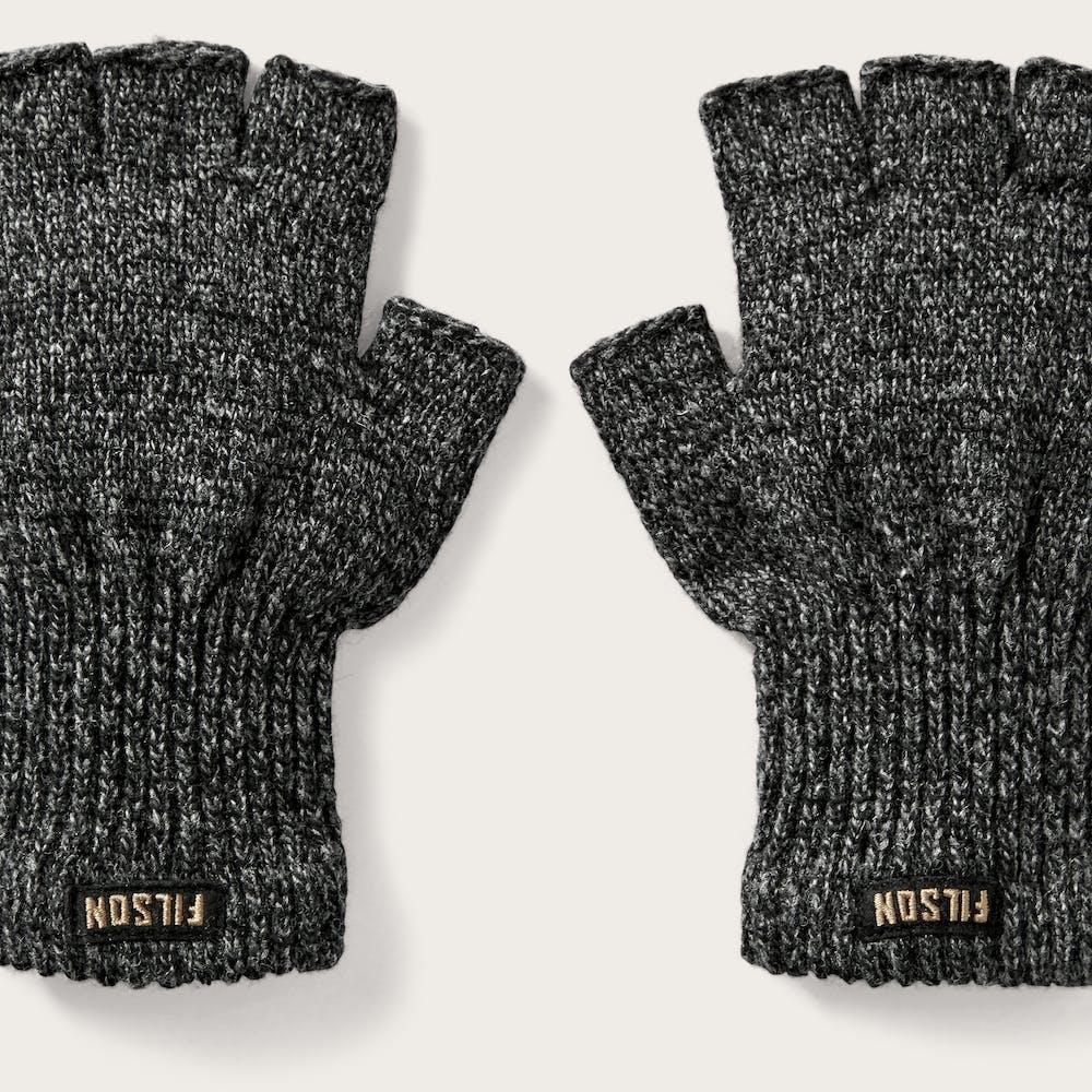 Fingerless Knit Gloves | Filson