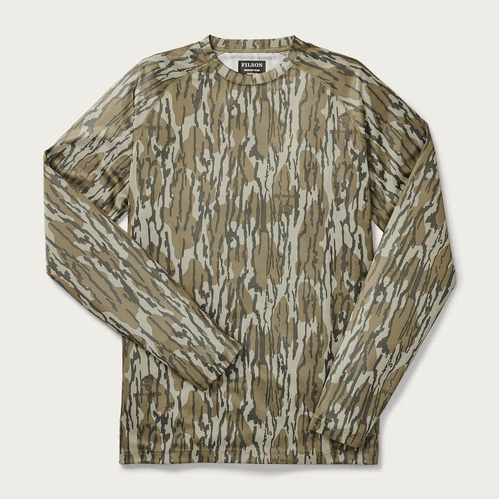 9b952c190a2e5 Filson x Mossy Oak® Camo Long Sleeve Barrier T-Shirt