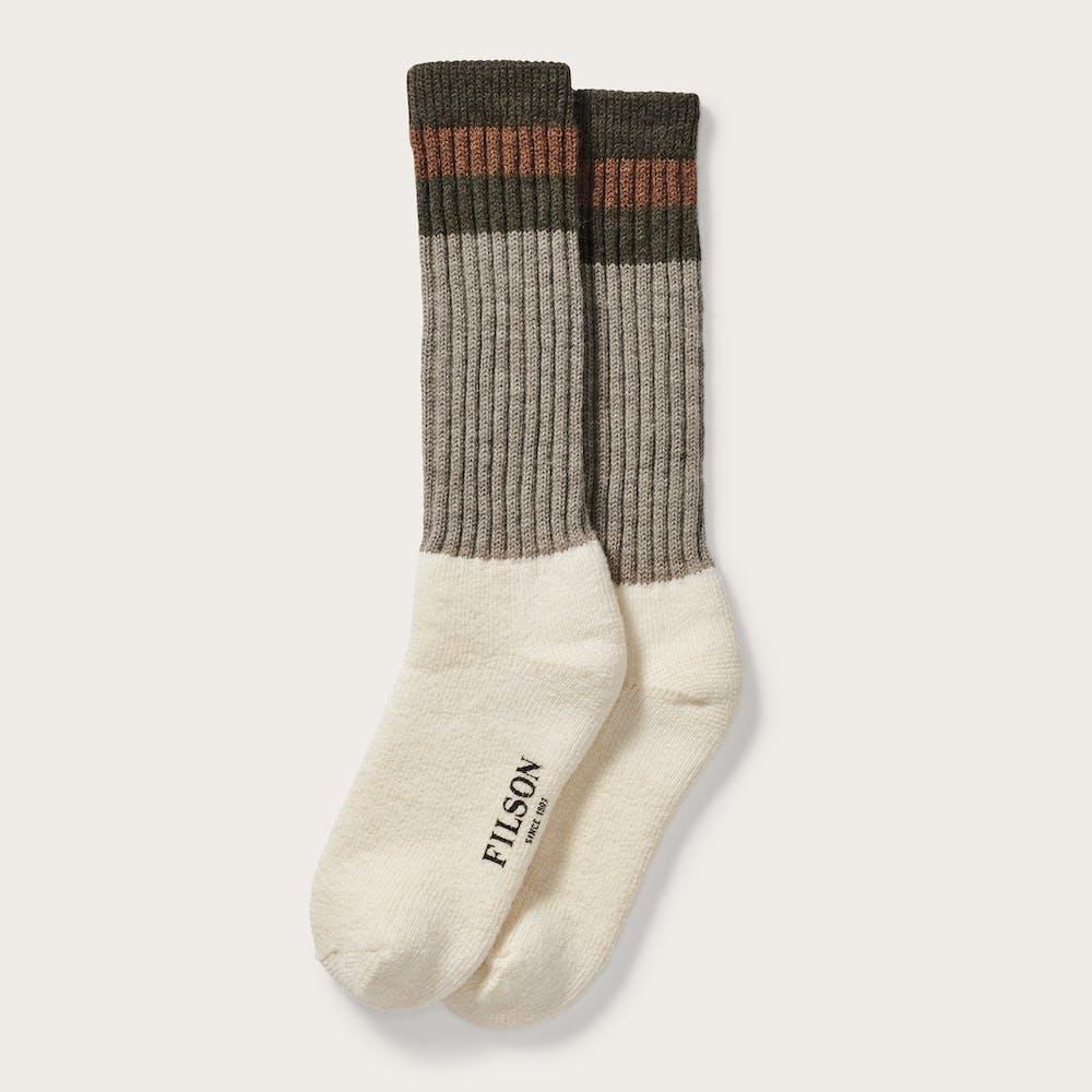 29c7641446dae 1970's Logger Thermal Socks   Filson