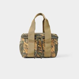 Filson x Mossy Oak® Camo Tin Cloth Soft-Sided Lunch Cooler