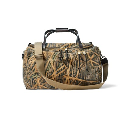 Filson X Mossy Oak Camo Tin Cloth Excursion Bag