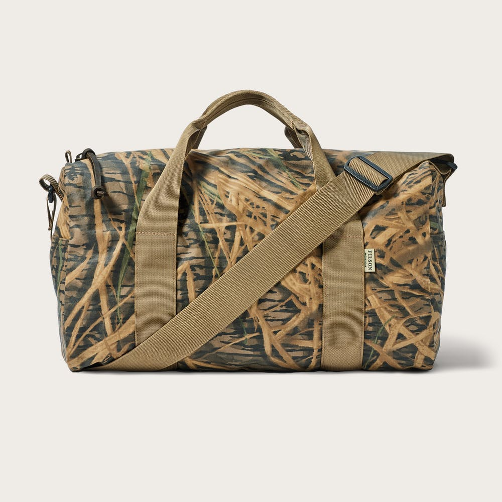 298d47781371 Filson x Mossy Oak® Camo Small Tin Cloth Field Duffle Bag