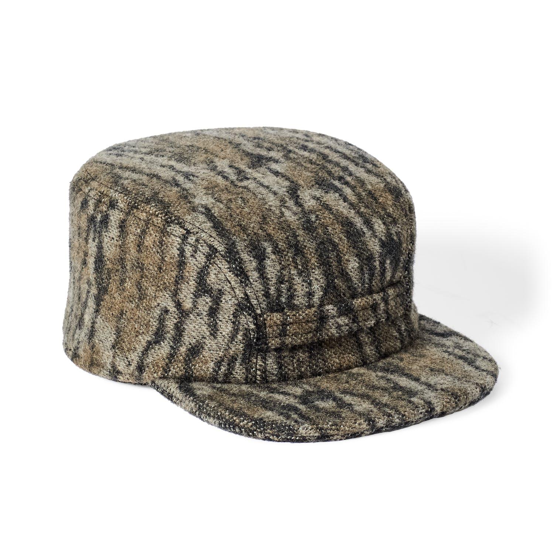 90f5ded62 Filson x Mossy Oak® Camo Mackinaw Wool Cap