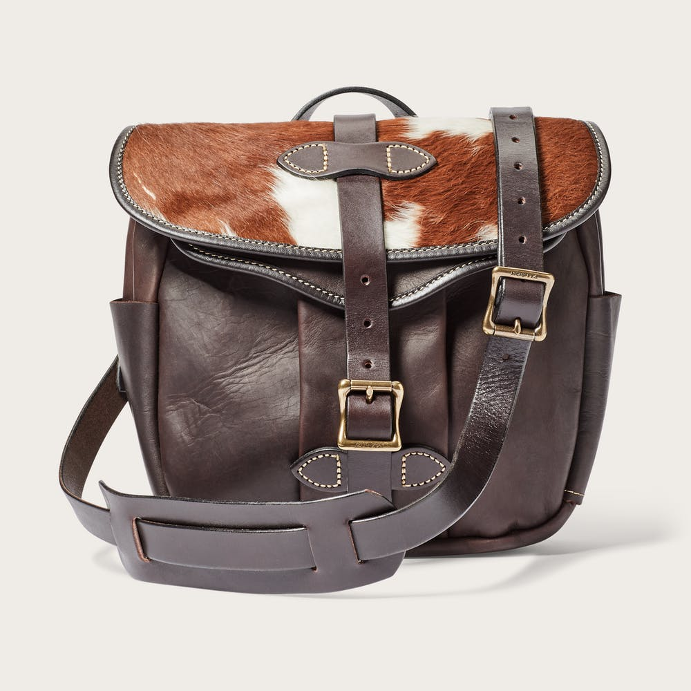 Work Weatherproof Leather Ranch Bag Main