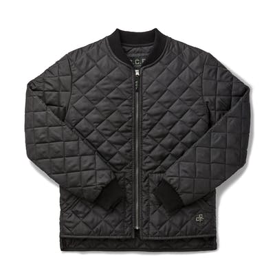 d8bf6b995e9 C.C.F. Quilted Utility Jacket