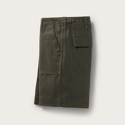 Filson oil finish single tin pants review