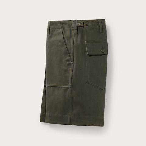 Filson oil finish single tin pants review
