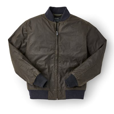 bacca50a19c46 Cover Cloth Bomber Jacket