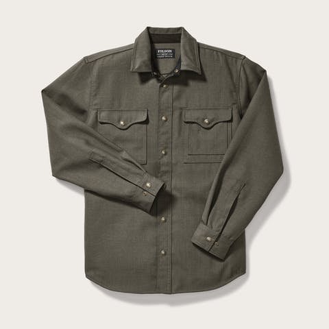Quilted Pack Vest Filson