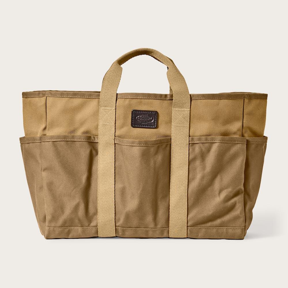 517ffe61a1d7 Workshop Rugged Twill Utility Tote Bag
