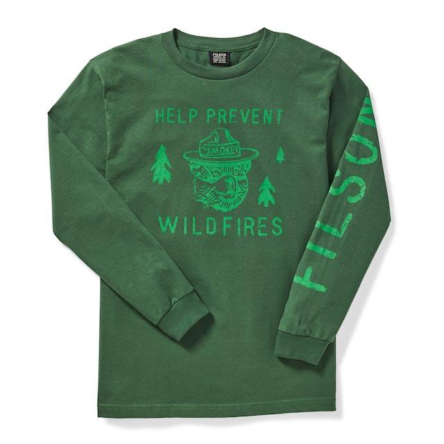 12710e2d5 Smokey Bear Long-Sleeve T-Shirt