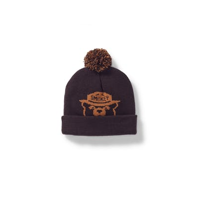 Smokey Bear Knit Beanie f4520701c911