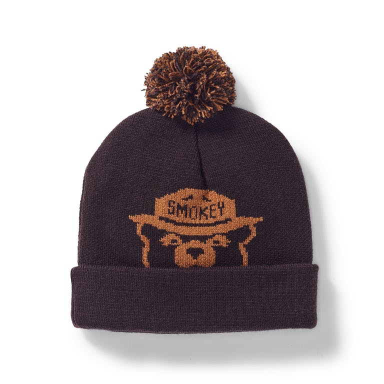 e543809a756eb Smokey Bear Knit Beanie
