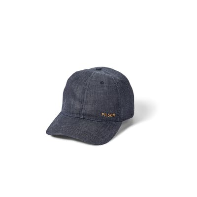 Denim Low-Profile Hat d8b5505da0d6
