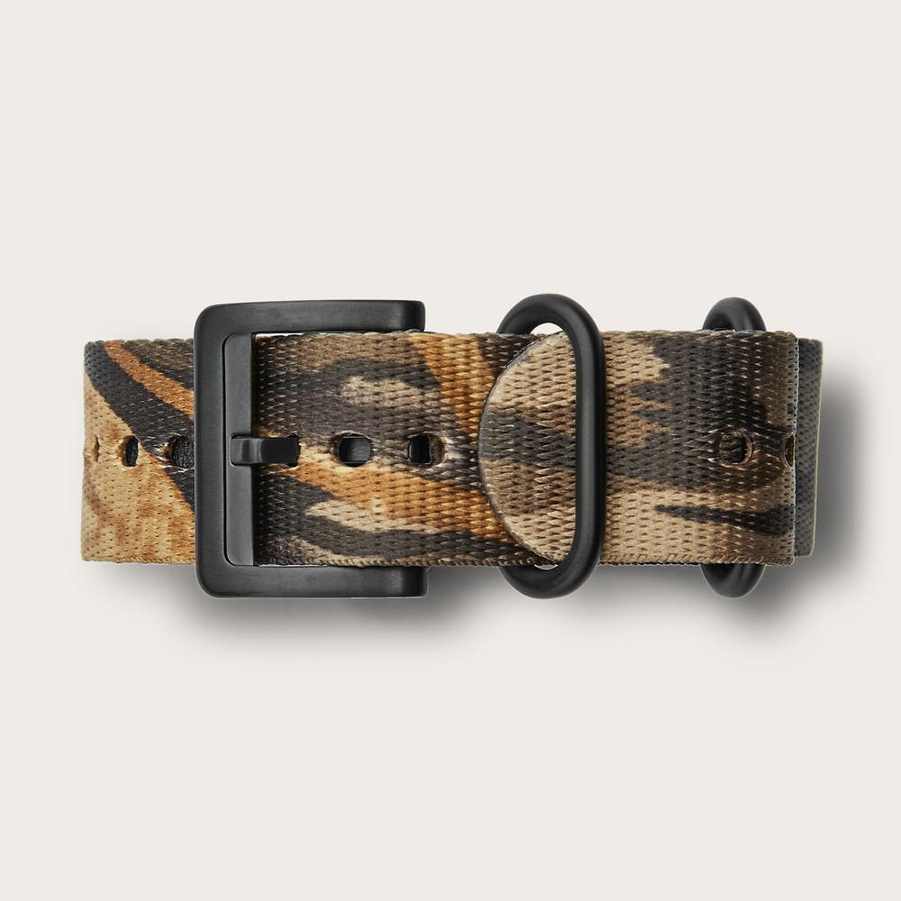 Filson x Mossy Oak® Camo Watch Strap