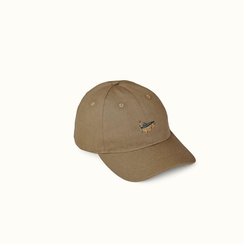 Twill Low-Profile Cap