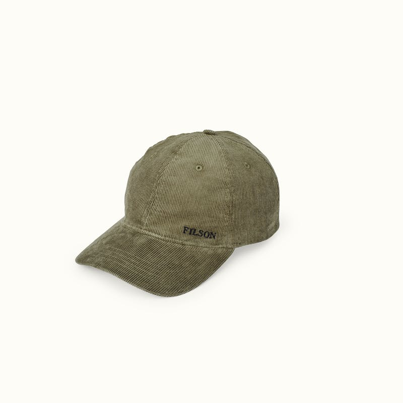 Cord Low-Profile Cap