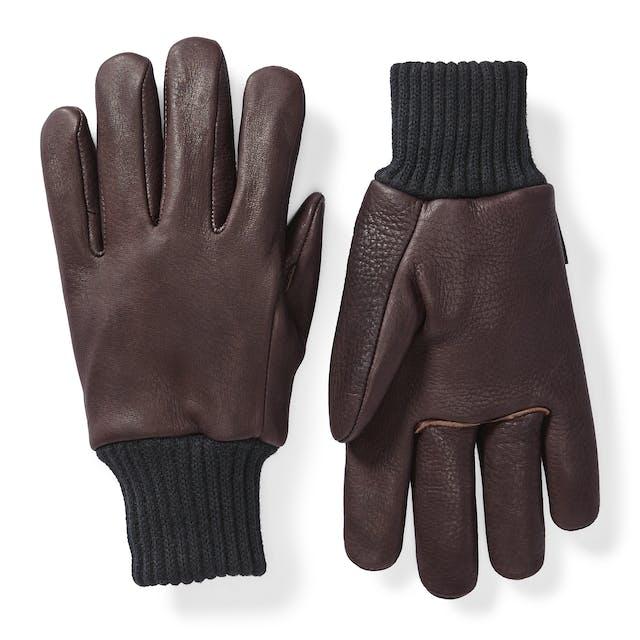 Insulated Deerskin Gloves Filson
