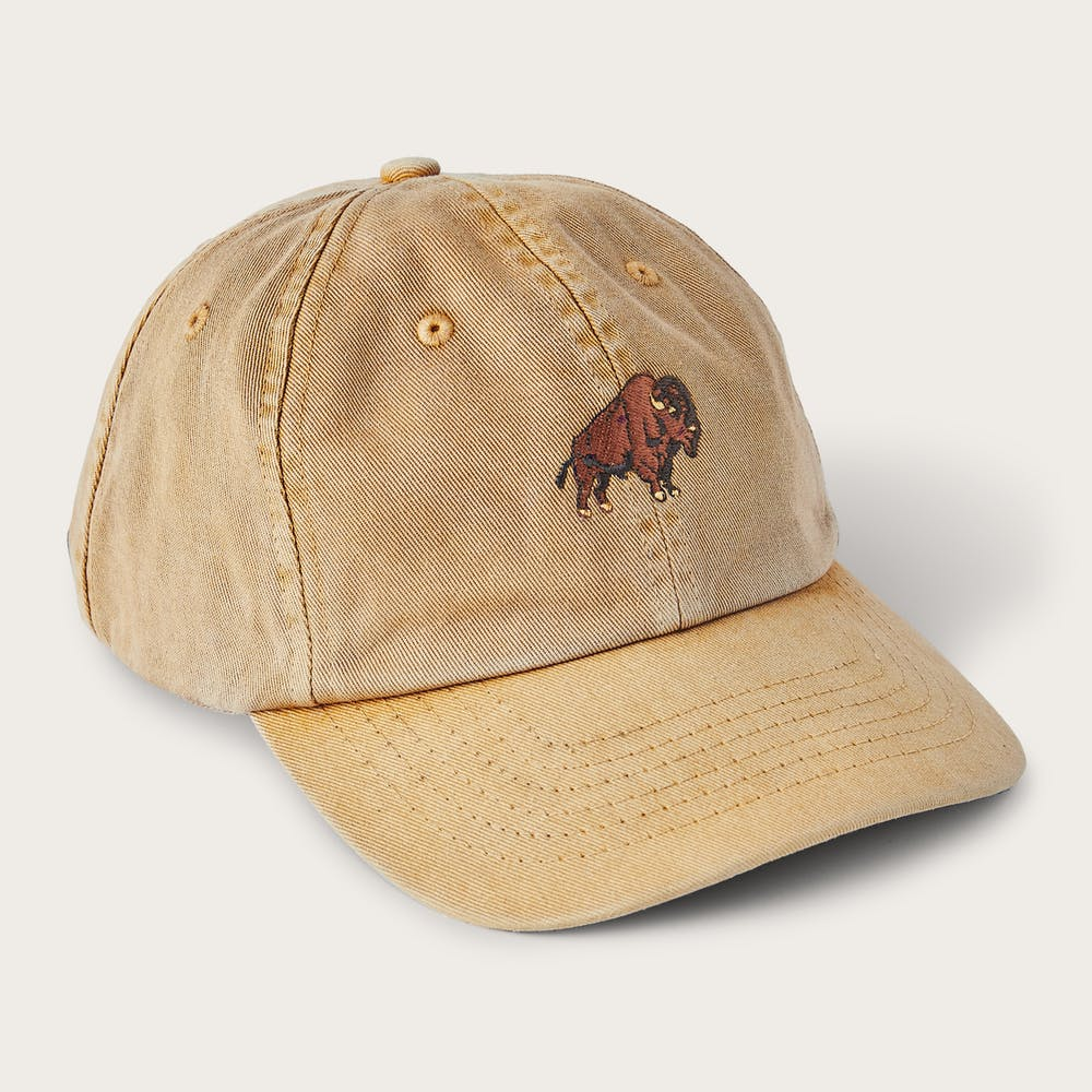 Washed Twill Low-Profile Hat  8f7b80cb61a