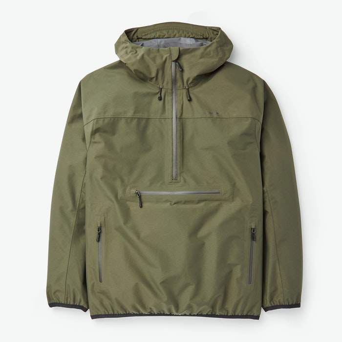 Filson men's rain jackets